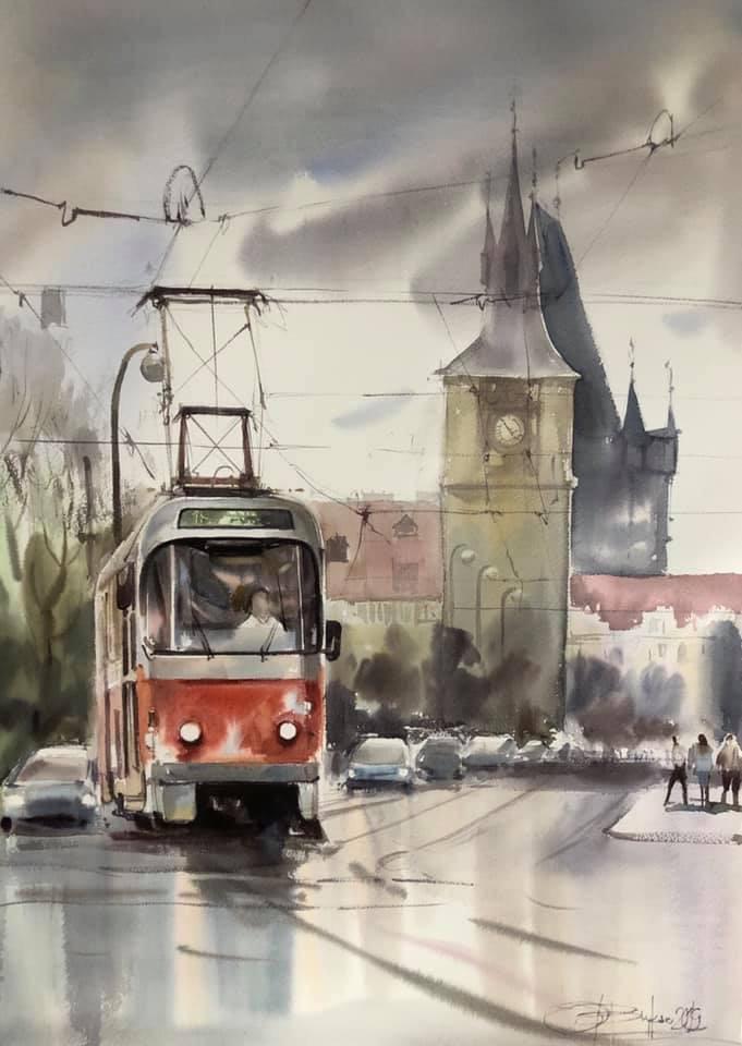 Favorite Tram